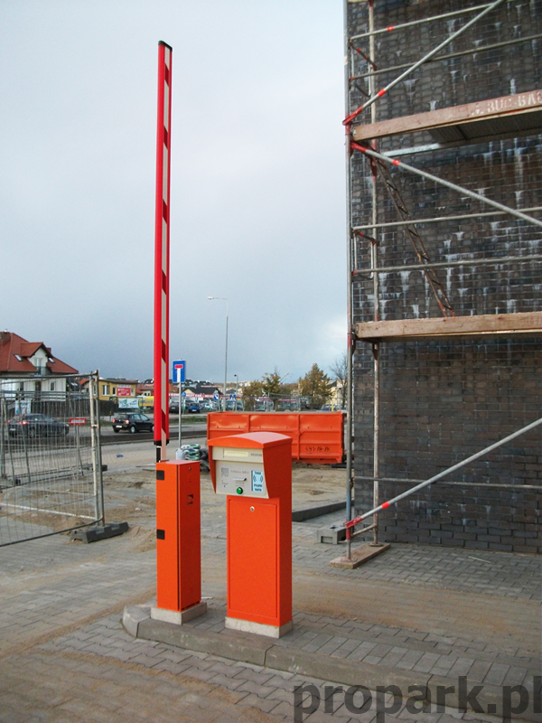 Realizacja Propark, Gdańsk Kowale