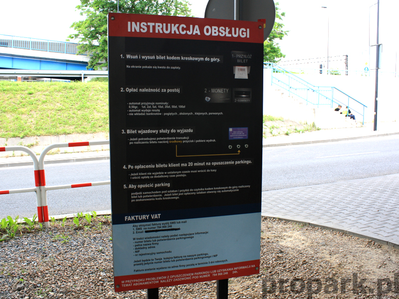 Realizacja Propark Kraków Estakada
