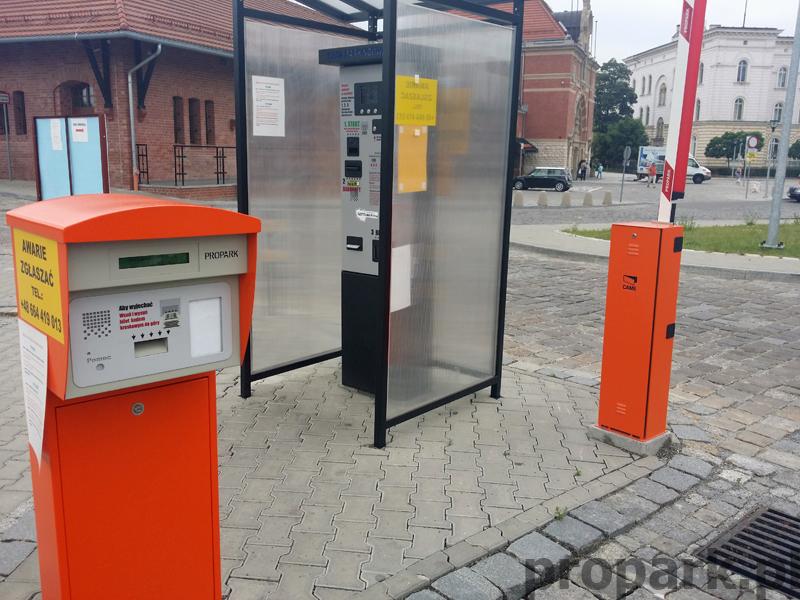 Realizacja Opole Dworzec PKP