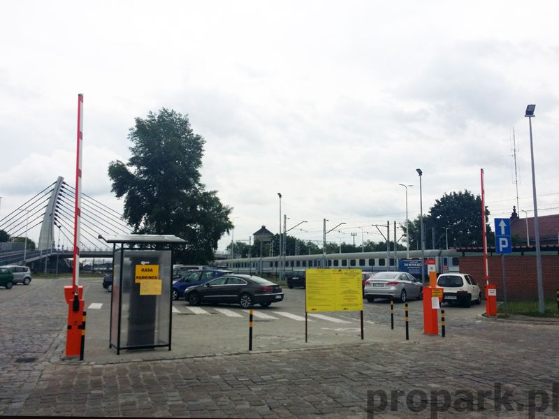 Realizacja Opole Dworzec PKPi