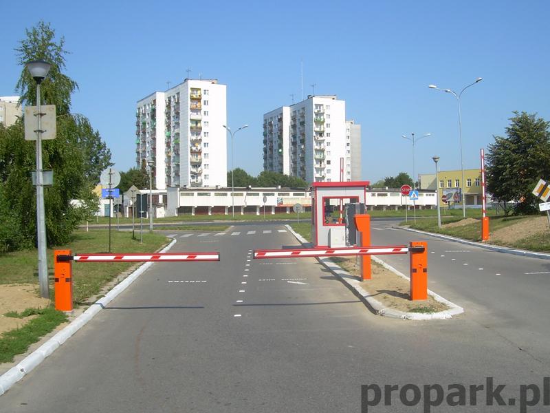 Realizacja Propark Zamość Szpital