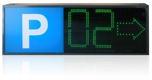 Informacyjna tablica Propark