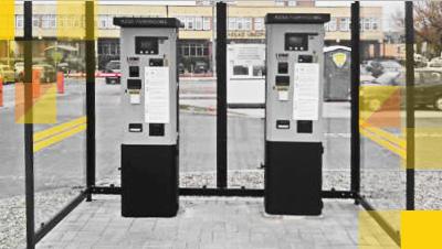 Kasy płatnicze dla systemów parkingowych